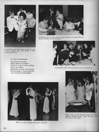 Northern High 1968 Yearbook